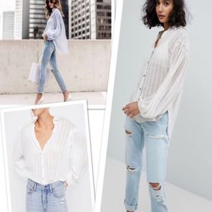 NEW NWT Free People Headed to the Highlands Top